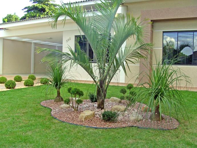 El jard n del frente de tu casa revista mandu 39 a for Frentes de casas con jardines pequenos