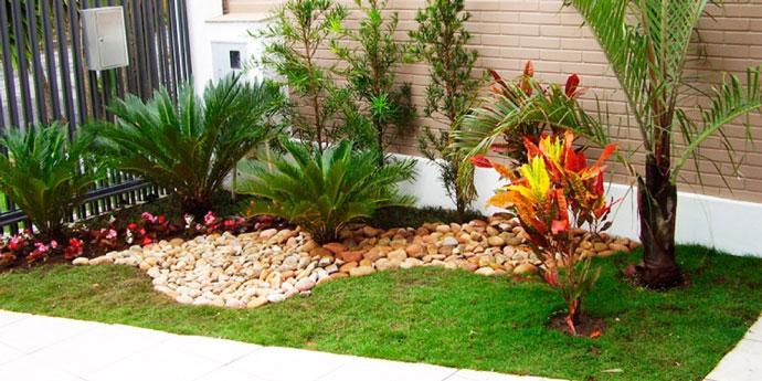 Dise o de areas verdes y jardines casa dise o for Como decorar parques y jardines